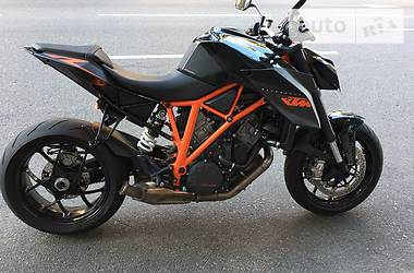 KTM Super Duke R 1290 2014