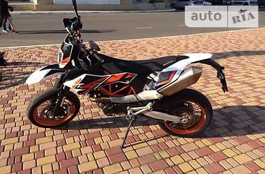 KTM Supermoto SMC 690 R 2014