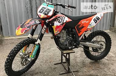 KTM SX-F  2007