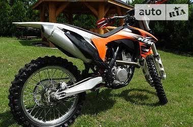 KTM SX-F  2011