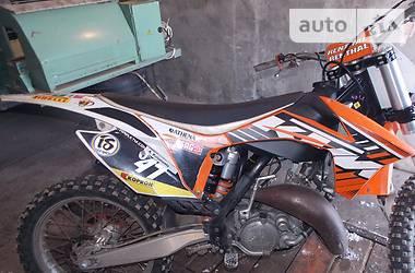 KTM SX  2012