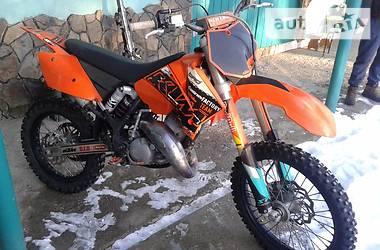 KTM SX 125 2005