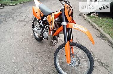 KTM SX  2006