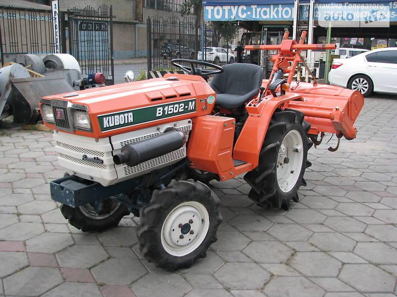 Kubota B 1502DT