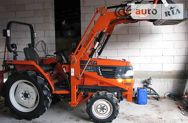 Kubota GL 241 2004