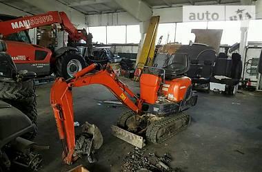 Kubota KX 008-03 2009