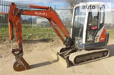 Kubota KX 61-3 2007