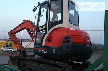 Kubota KX 121/3 2003