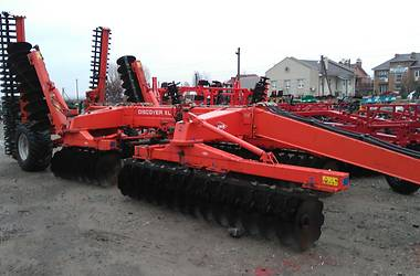 Kuhn Discover Борона Discover XL2 2005