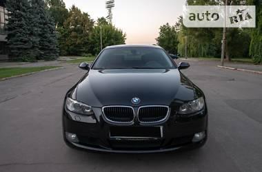 Характеристики BMW 320 Купе