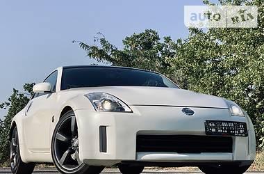 Характеристики Nissan 350Z Купе
