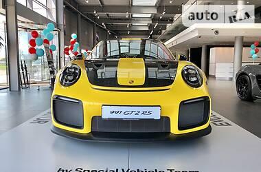 Характеристики Porsche 911 Купе