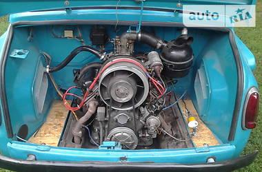Характеристики ЗАЗ 965 Купе