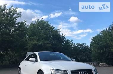 Характеристики Audi A5 Купе