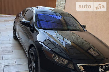 Характеристики Honda Accord Coupe Купе