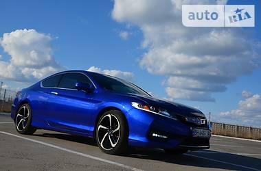 Характеристики Honda Accord Купе