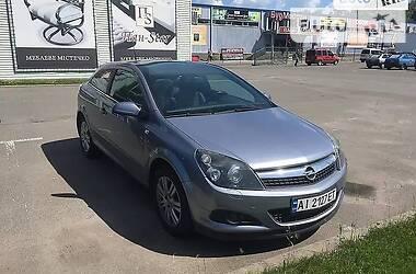 Характеристики Opel Astra H Купе
