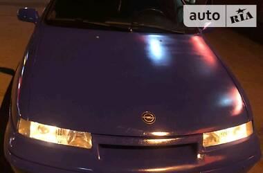 Характеристики Opel Calibra Купе