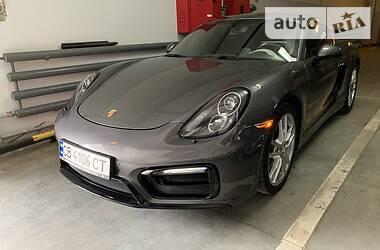 Характеристики Porsche Cayman Купе