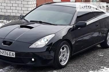 Характеристики Toyota Celica Купе