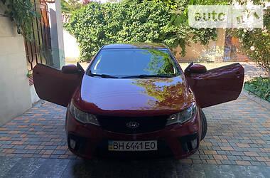 Характеристики Kia Cerato Купе