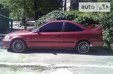 Характеристики Honda Civic Купе
