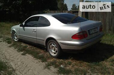 Характеристики Mercedes-Benz CLK 200 Купе