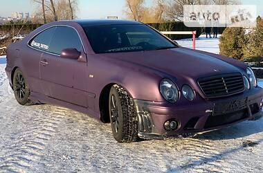 Характеристики Mercedes-Benz CLK 230 Купе