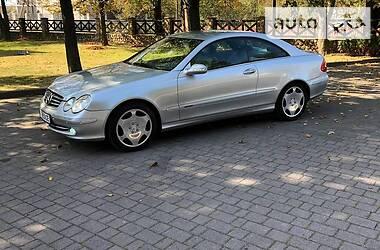 Характеристики Mercedes-Benz CLK 320 Купе
