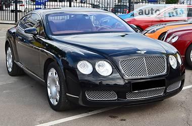 Характеристики Bentley Continental Купе