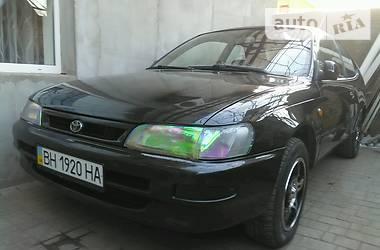 Характеристики Toyota Corolla Купе
