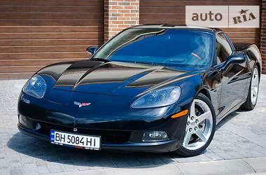 Характеристики Chevrolet Corvette Купе