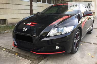 Характеристики Honda CR-Z Купе