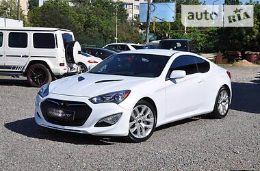 Характеристики Hyundai Genesis Coupe Купе