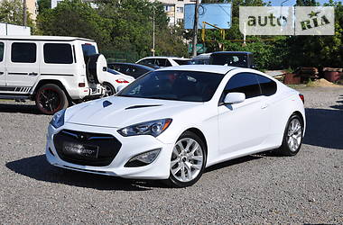 Характеристики Hyundai Genesis Купе