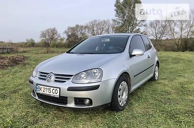 Характеристики Volkswagen Golf V Купе