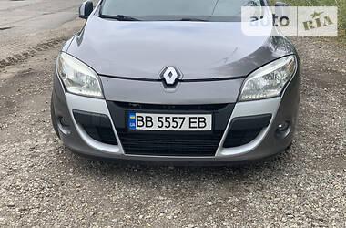 Характеристики Renault Megane Купе