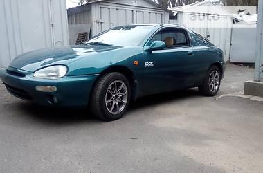 Характеристики Mazda MX-3 Купе