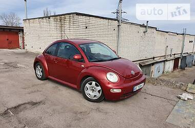 Характеристики Volkswagen New Beetle Купе
