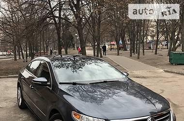 Характеристики Volkswagen Passat CC Купе