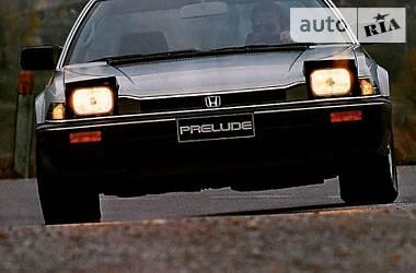 Характеристики Honda Prelude Купе
