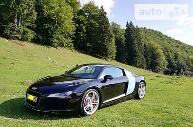 Характеристики Audi R8 Купе