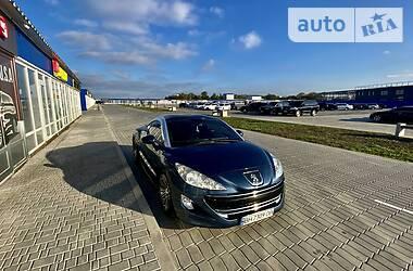 Характеристики Peugeot RCZ Купе