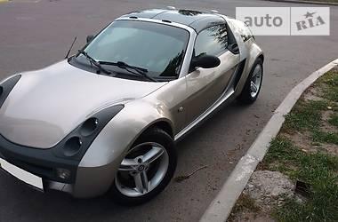 Характеристики Smart Roadster Купе