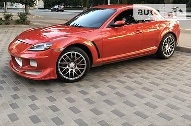 Характеристики Mazda RX-8 Купе