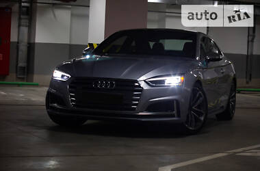 Характеристики Audi S5 Купе
