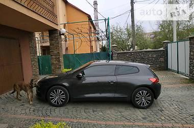 Характеристики Volkswagen Scirocco Купе