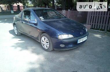 Характеристики Opel Tigra Купе