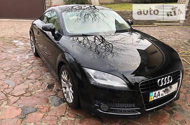 Характеристики Audi TT Купе