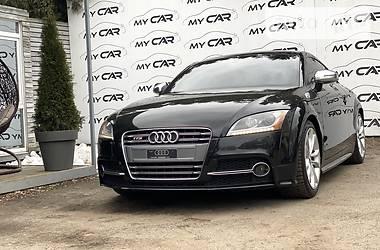 Характеристики Audi TTS Купе
